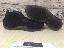 Authentic Nike Air Foamposite One Triple Black