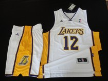 The lakers set #12