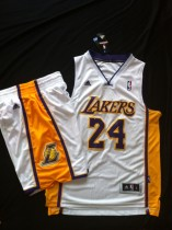 The lakers set #24