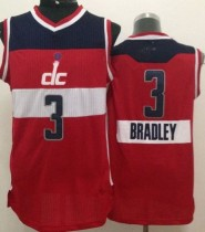 Washington Wizards #3 Bradley Beal Red 2014-15 Christmas Day Stitched NBA Jersey