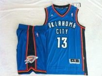 The thunder team suit #13