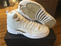 Authentic Air Jordan 12 Retro GS OVO