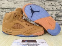 Air Jordan 5 Retro wheat