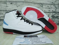 Authentic Air Jordan 2 UNC