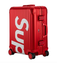 Authentic Suprem Luggage One Red (Size 24inch)