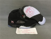 "Authentic Air Jordan 5 ""Paris Saint-Germain"