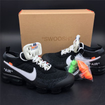 Authentic Nike Air Vapormax X Off-White Black