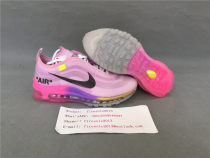 Nike Air Max 97 Women shoes Pink