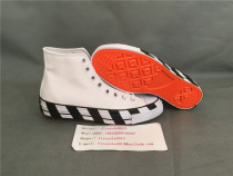 Authentic OFF WHITE x Converse Chuck Taylor All-Star 2.0