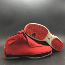 "Authentic Air Jordan 18 ""Toro"""