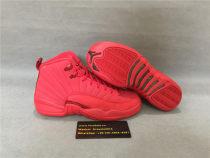 Authentic Air Jordan 12 GS Red October