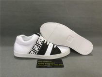 Authentic FENDl Sneakers White/Black