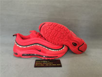 Authentic Nike Air Max 97 Red