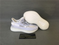 Authentic Yzy350 V2 Infant Boost Static non-reflective