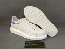 Authentic AIexander McQuen Sneakers White