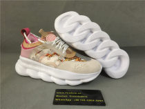 Authentic Vercase Sneakers Apricot Blossom Color