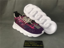 Authentic Vercase Sneakers Purple Cloth
