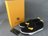 Authentic Fendl Sneakers Black