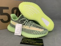 Authentic Yzy Boost 350 V2 Yeezreel