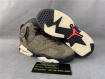 Authentic Travis Scott 6S GS