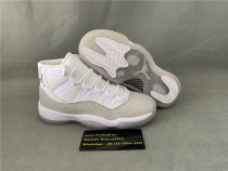 Authentic Air Jordan 11 Retro Argent Metallique