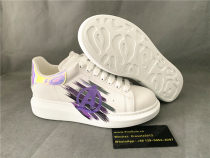 Authentic AIex & McQuen Fashion Sneaker White