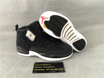 Authentic Air Jordan 12 Taxi GS