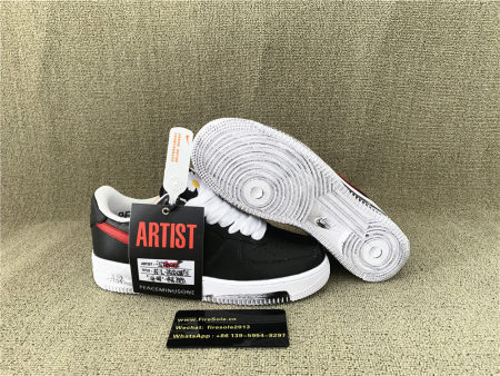 Authentic Air Force 1 AF1 Black