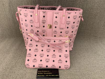 Authentic MCM Pink Bag