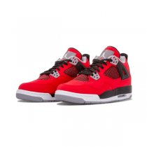 Authentic Air Jordan 4 Retro GS Toro