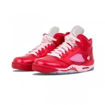 d07188dc72a16f Authentic Air Jordan 5 Retro GS Valentines day