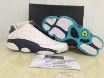 Authentic Air Jordan 13 Retro Low Hornets