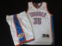 The thunder team suit #9 white