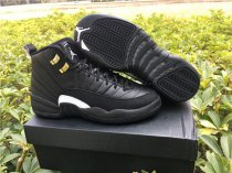 Authentic Air Jordan 12 Retro GS The Master
