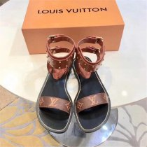 Authentic LV Sandals Brow