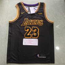 NBA Jerseys 2018 Lakers Black