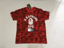 Authentic BAPE T shirt Red
