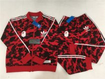 Adidas suits Red