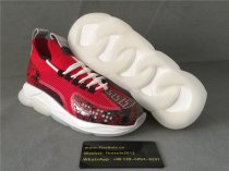 Authentic Vercase Sneakers Red Snake