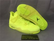 Authentic Air Jordan 4s flyknit