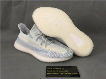 Authentic Yzy 350 V2 Boost Cloud White