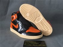 Authentic Air Jordan 1 Retro Shattered Backboard 3.0