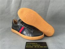 Authentic Gucci Low Top Sneaker Black