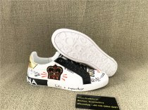 Authenic D&G Sneaker White05