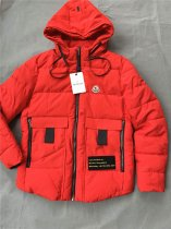 Authentic M0ncler Jacket Red