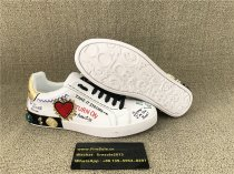 Authentic D&G Sneaker White 06