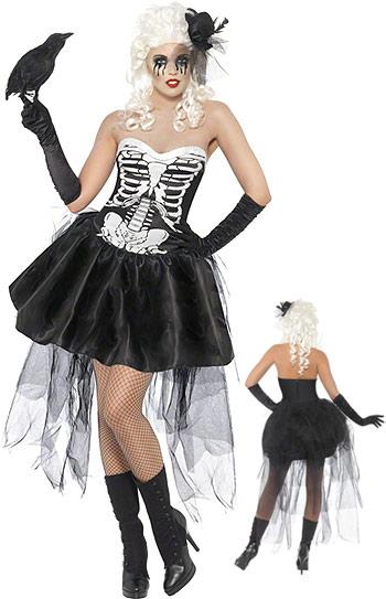 ハロウィン 魔女 衣装