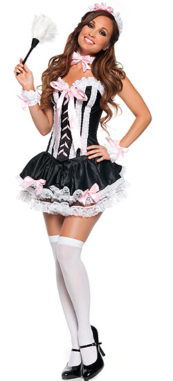 Sexy Maid Costume 15562 Item NO SI_8924  sc 1 st  Global Lover & US$ 9.72 - Sexy Maid Costume 15562 - www.global-lover.com