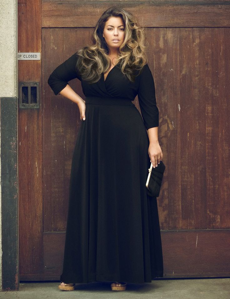 77c75b40b9de US  7.8 - Plus Size Long Sleeve Maxi Dress 17029-2 - www.global-lover.com