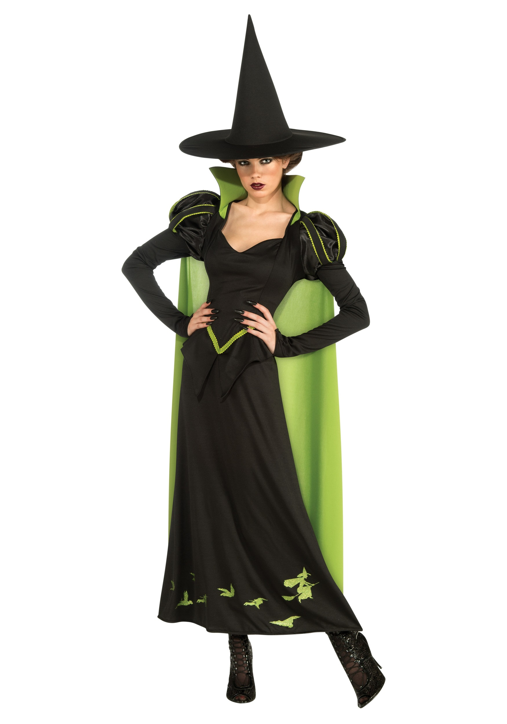 Carvinal Black and Green Witch Costume 26297. Loading zoom  sc 1 st  Global Lover & US$ 13.5 - Carvinal Black and Green Witch Costume 26297 - www.global ...